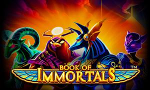 Παγκόσμια πρεμιέρα για το Book of Immortals με προσφορά στο Casino του Stoiximan.gr