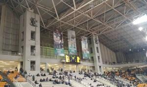 Παναθηναϊκός ΟΠΑΠ – Μπασκόνια: Σιωπηρό το ΟΑΚΑ για τον Θανάση Γιαννακόπουλο (videos+photos)