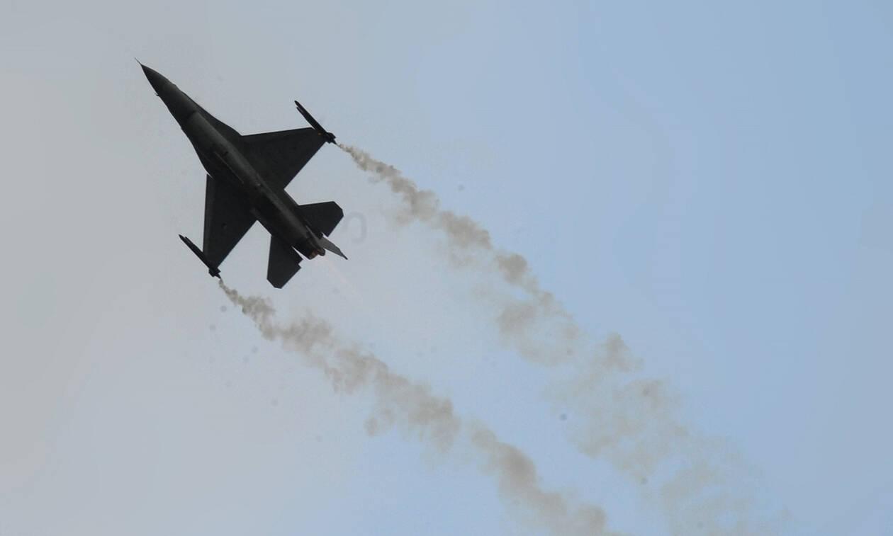«Σουρωτήρι» το Αιγαίο: Μία εικονική αερομαχία και 35 παραβιάσεις από τουρκικά αεροσκάφη