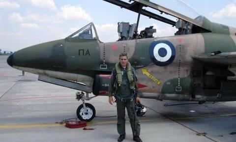 Πιλότος της Πολεμικής Αεροπορίας συγκλονίζει: Ήμουν παράλυτος - Με έσωσε η Παναγία
