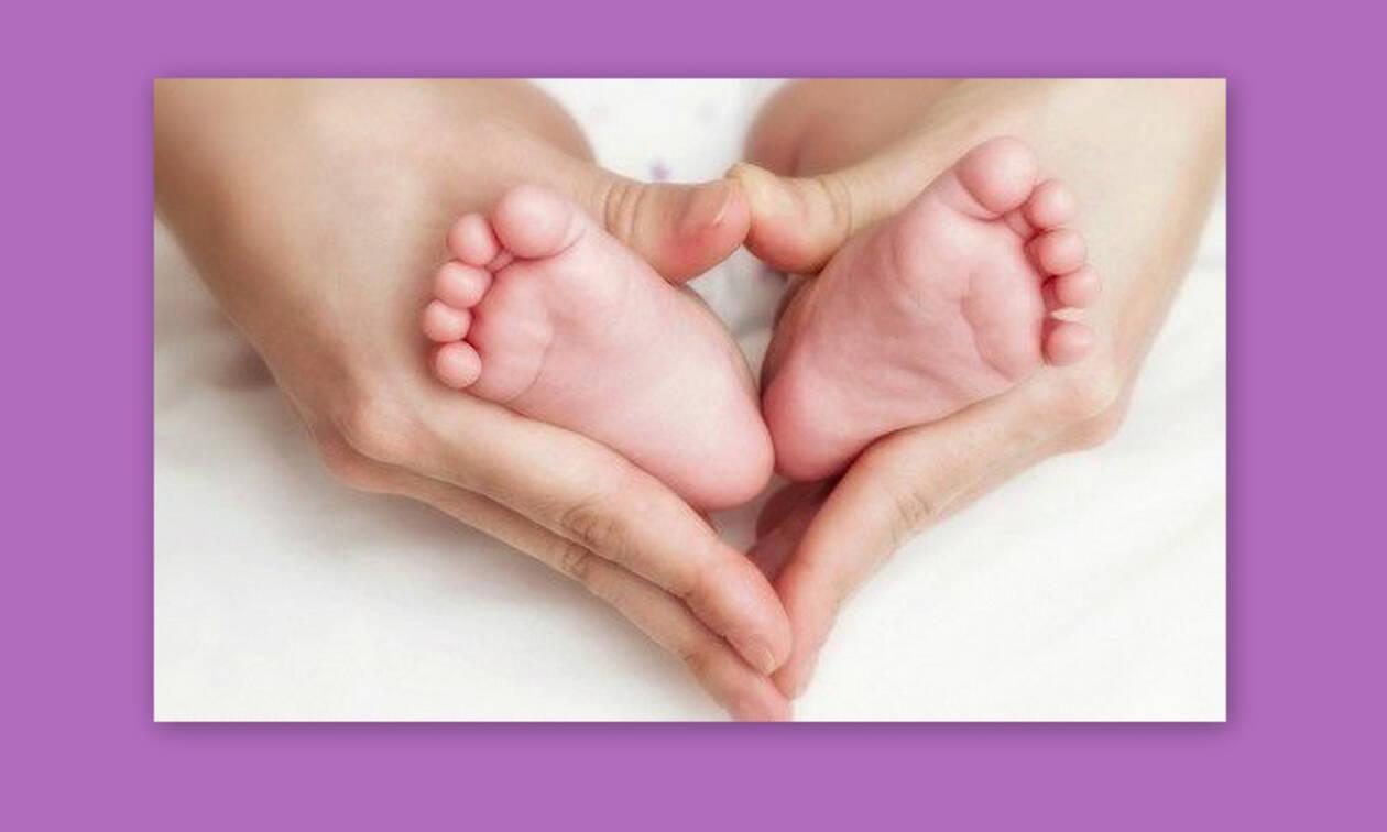Baby boom! Γέννησε το τρίτο παιδί της και το ανακοίνωσε μέσω Instagram - H πρώτη φωτογραφία