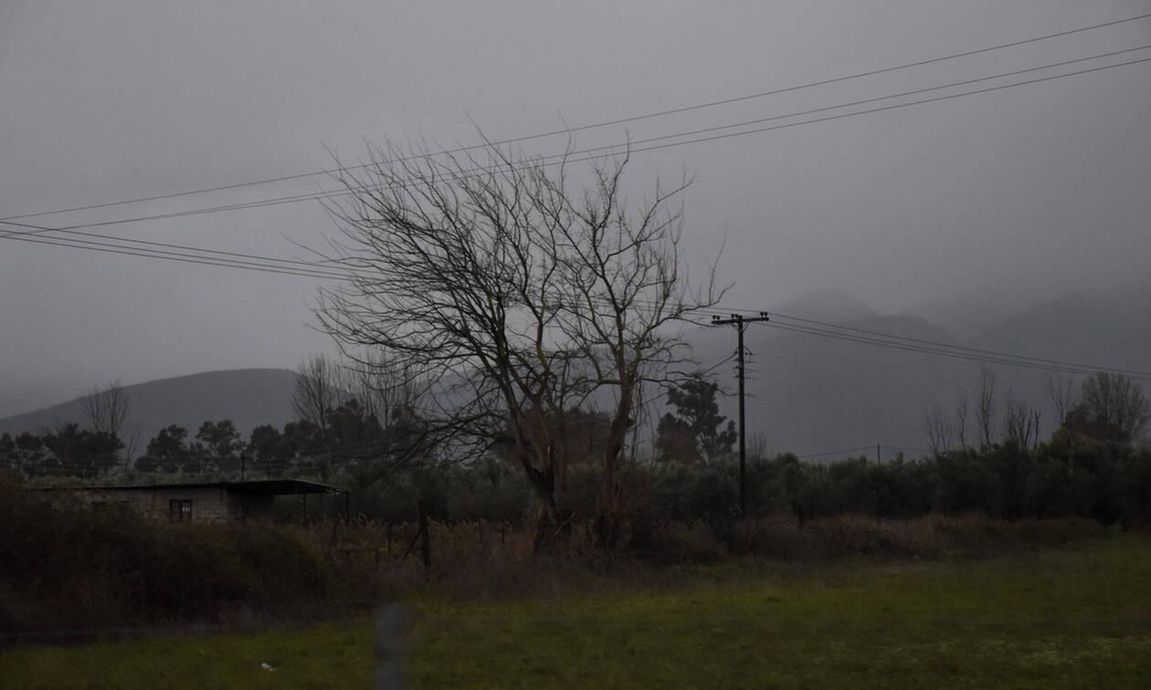 Καιρός τώρα: Κακοκαιρία την Πέμπτη με βροχές και πολλά μποφόρ - Πού θα σημειωθούν καταιγίδες (pics)