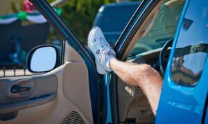 Κρήτη: Πλησίασε τον άνδρα και «πάγωσε» με αυτό που είδε – Έφυγε τρέχοντας από το σημείο (pics)