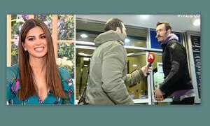 Φωτεινή Αθερίδου: Οι πρώτες δηλώσεις του συντρόφου της  - Πότε γεννά η ηθοποιός;