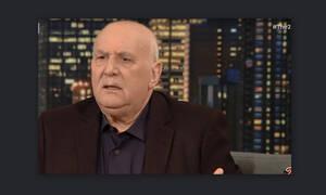 Γιώργος Παπαδάκης: Το ξέσπασμά του για την αποχώρηση της Μπάγιας από την εκπομπή του