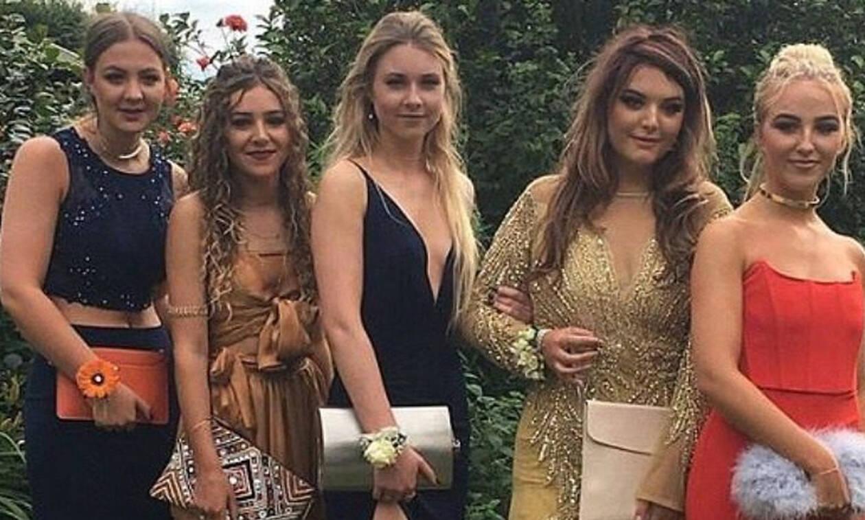 Δεν μπορείτε να φανταστείτε που κρύβανε 6 κοπέλες το αλκοόλ για το σχολικό πάρτι (video)