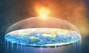Aπίστευτο: Οι οπαδοί της επίπεδης Γης οργανώνουν ταξίδι!