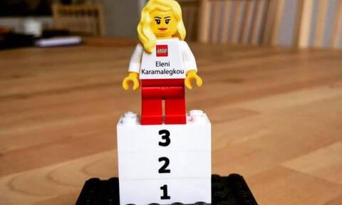 Lego: Παντού βρίσκεται ένα «Ελληνικό μυαλό»! (video+photos)