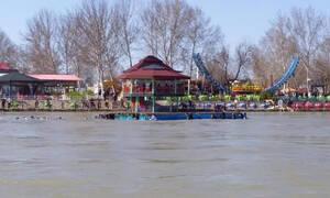 Τραγωδία: Υπερφορτωμένο φέρι βυθίστηκε στον ποταμό Τίγρη – Πνίγηκαν 40 άνθρωποι