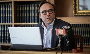 Πέτρος Κόκκαλης: «Δεν θα σας απαντήσω αν θα είμαι υποψήφιος με τον ΣΥΡΙΖΑ ή με οποιονδήποτε άλλο»