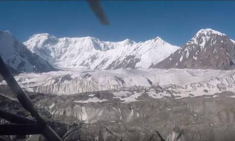 Συγκλονιστικό βίντεο: Χωρίς να το ξέρει βιντεοσκοπούσε τη συντριβή του ελικοπτέρου που επέβαινε