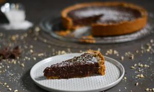 Η συνταγή της ημέρας: Τάρτα Σοκολάτας