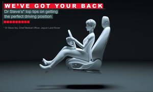 Πέντε βασικές συμβουλές για την σωστή θέση οδήγησης