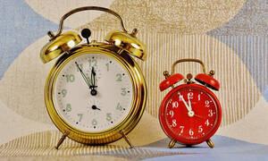 Αλλαγή ώρας 2019: Πότε πρέπει να γυρίσουμε τα ρολόγια μας