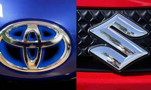 Διεύρυνση συνεργασίας Toyota - Suzuki