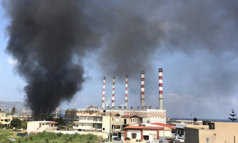 Κρήτη: Έκρηξη σε υποσταθμό της ΔΕΗ στο Ηράκλειο - Μπλακ άουτ σε πολλές περιοχές (pics+vid)