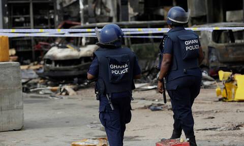 Φρικτό τροχαίο στη Γκάνα: Τουλάχιστον 60 νεκροί από μετωπική σύγκρουση δύο λεωφορείων