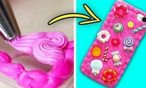 Φτιάξτε την πιο εντυπωσιακή θήκη για το κινητό σας τηλέφωνο (vid)