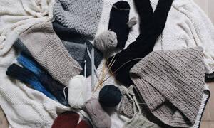 Ήρθε η άνοιξη και σου δείχνουμε πώς πρέπει να αποθηκεύσεις τα μάλλινα ρούχα σου