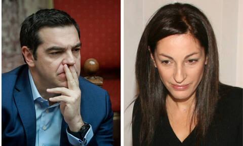 Εκλογές 2019 - Μυρσίνη Λοΐζου:Παραιτούμαι από το ευρωψηφοδέλτιο του ΣΥΡΙΖΑ