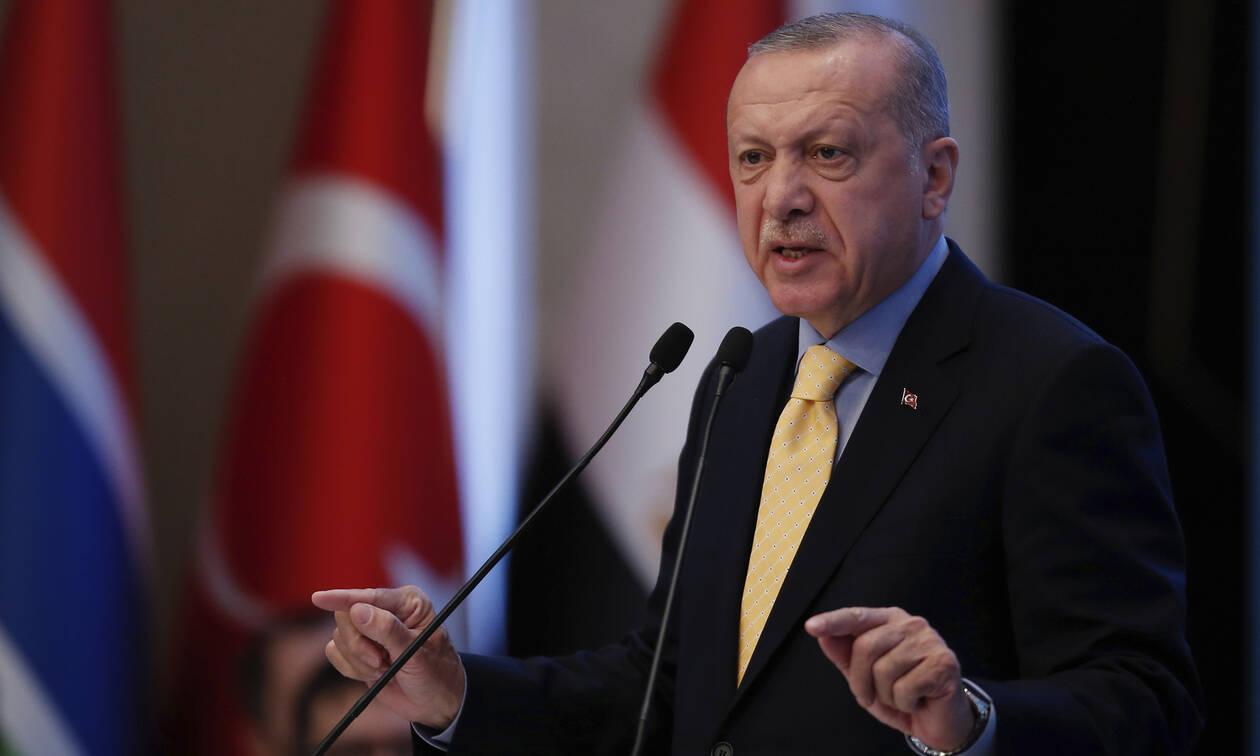 Εθνικιστικό παραλήρημα Ερντογάν: Η Θράκη είναι τουρκική – Μην πατήσετε στην Κωνσταντινούπολη