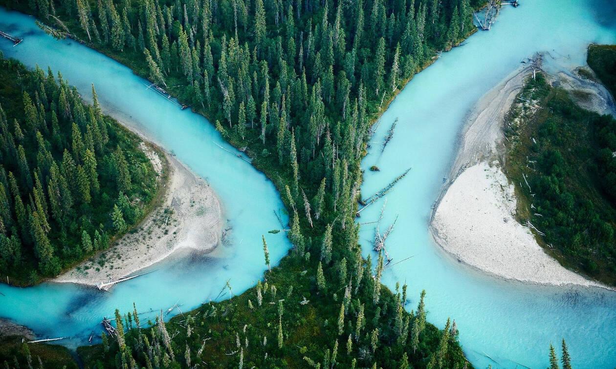 Εντυπωσιακές φωτογραφίες: Αν μπορούσαμε να πετάξουμε έτσι θα βλέπαμε τη Γη από ψηλά!