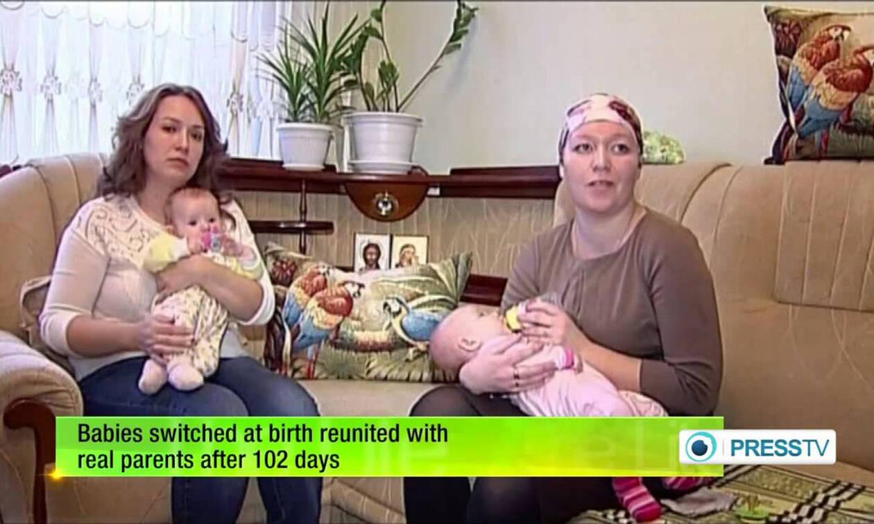 Θλιβερό! Ξέρεις πόσα μωρά δίνονται σε λάθος γονείς κάθε χρόνο;