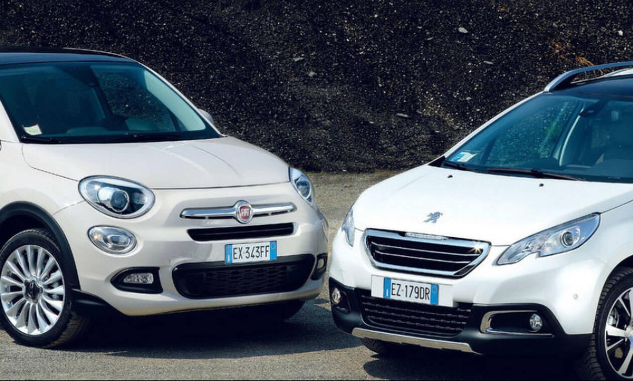 Έρχεται συγχώνευση μεταξύ Peugeot και Fiat;
