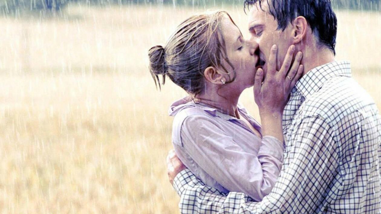 Υπάρχει λόγος που φιλιόμαστε με αυτόν τον τρόπο!