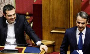 Δημοσκόπηση - «βόμβα»: Ποια είναι η διαφορά ανάμεσα σε ΣΥΡΙΖΑ και ΝΔ