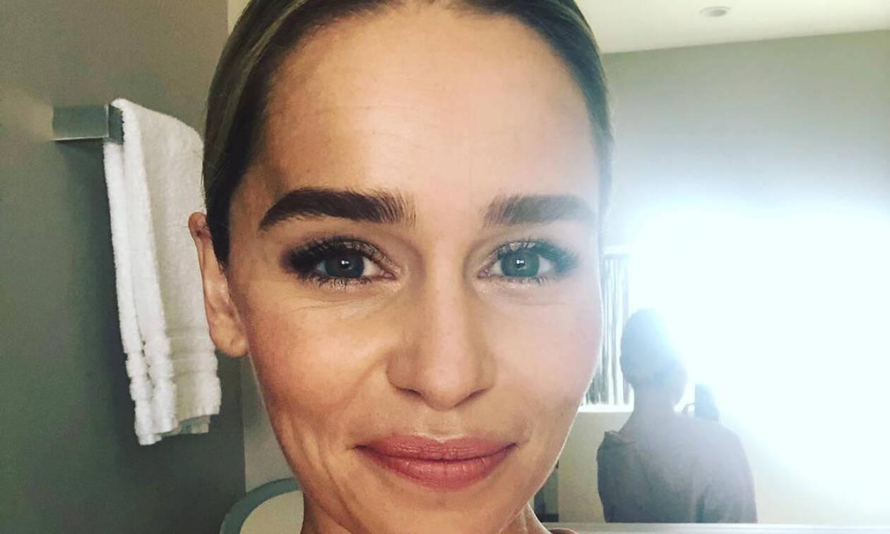 Το ευχαριστήριο post της Emilia Clarke, μετά τη συγκλονιστική αποκάλυψη για την υγεία της