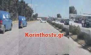 Βίντεο – σοκ: Οδηγεί ανάποδα στην Εθνική Οδό – Η απόφαση που πήρε του έσωσε τη ζωή