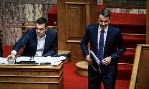 Εκλογές 2019 - «Μετωπική» Μητσοτάκη - Μαξίμου: Τα γκολ, η Λοΐζου και το... όνειρο