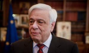 Αυστηρό μήνυμα Παυλόπουλου: «Δεν θα αποδεχθούμε οιαδήποτε πρόκληση που προσβάλλει την Ελλάδα»