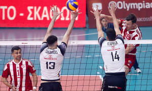 Ολυμπιακός-ΠΑΟΚ: Ένταση και διακοπή στο Ρέντη