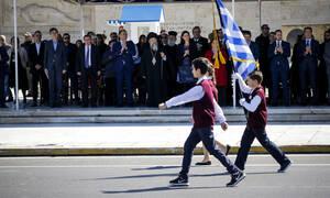 Προσοχή! Αυτοί οι δρόμοι θα είναι κλειστοί για τις παρελάσεις στην Αθήνα