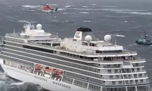 Εκκένωση κρουαζιερόπλοιου: Συγκλονίζουν οι μαρτυρίες των επιβατών (pics+vid)