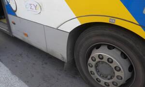 Τρόμος στην Ηλιούπολη: Επιτέθηκαν με αεροβόλο σε λεωφορείο του ΟΑΣΑ