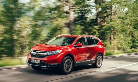 Tο υβριδικό Honda CR-V είναι πλέον διαθέσιμο και στην Ελλάδα