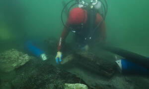 «Ο Ηρόδοτος δικαιώνεται»: Το ναυάγιο της Θώνις όπως το περιγράφει ο αρχαιολόγος που το ανακάλυψε