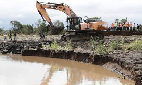 Στους 446 οι νεκροί από τον ισχυρό κυκλώνα Ιντάι στη Μοζαμβίκη
