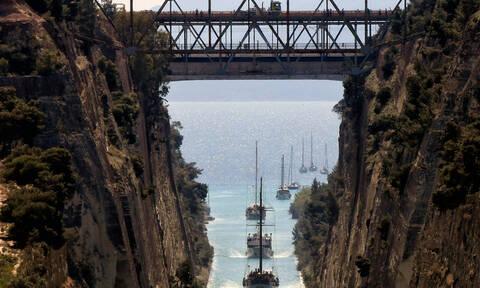 Τραγωδία στην Κόρινθο: Άνδρας έπεσε από τη γέφυρα του Ισθμού