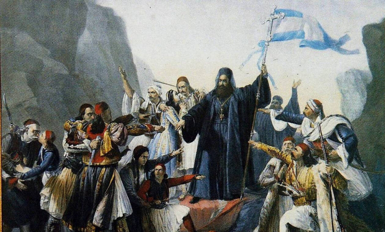 25η Μαρτίου 1821: Τι γιορτάζουμε σήμερα - Τι συμβολίζει η μεγάλη διπλή γιορτή για την πατρίδα μας