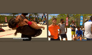 Survivor: Σοκ στην  παραλία! «Πάγωσαν» οι παίκτες – Η λιπόθυμη παίκτρια και ο πανικός!