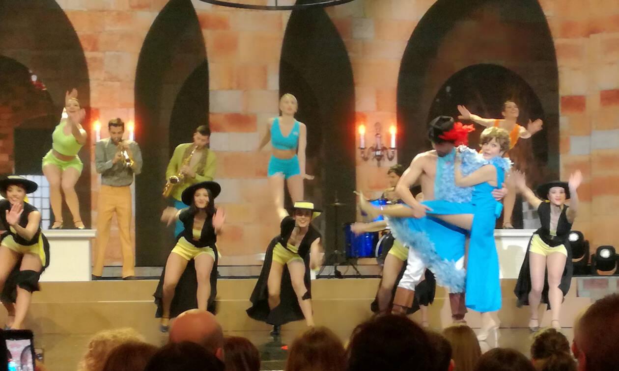 YFSF: Συγκλονιστικά ίδια η Φιλίνη με τη Βλαχοπούλου (pics-video)