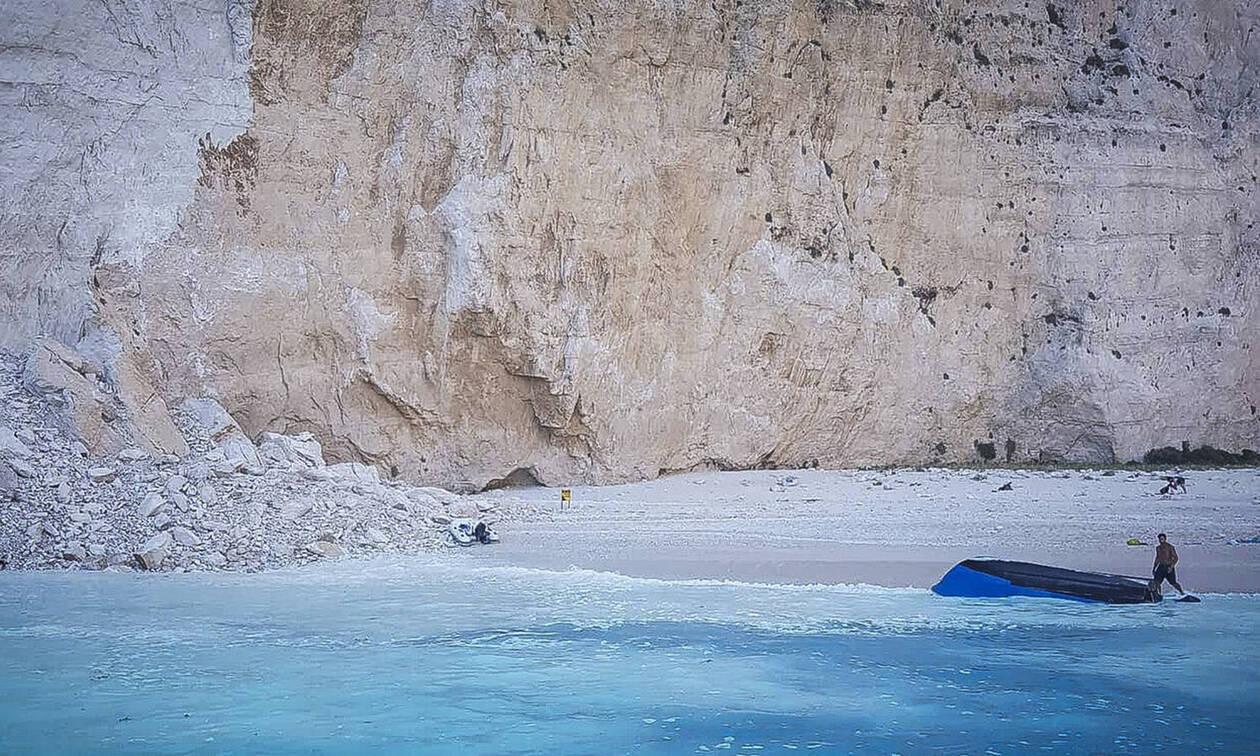 Ζάκυνθος: Χωρίζουν το «Ναυάγιο» σε ζώνες πρόσβασης - Τι αλλάζει για τη φημισμένη παραλία