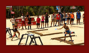 Survivor: Το ντέρμπι και η ανατροπή! Δείτε ποια ομάδα κέρδισε το έπαθλο!