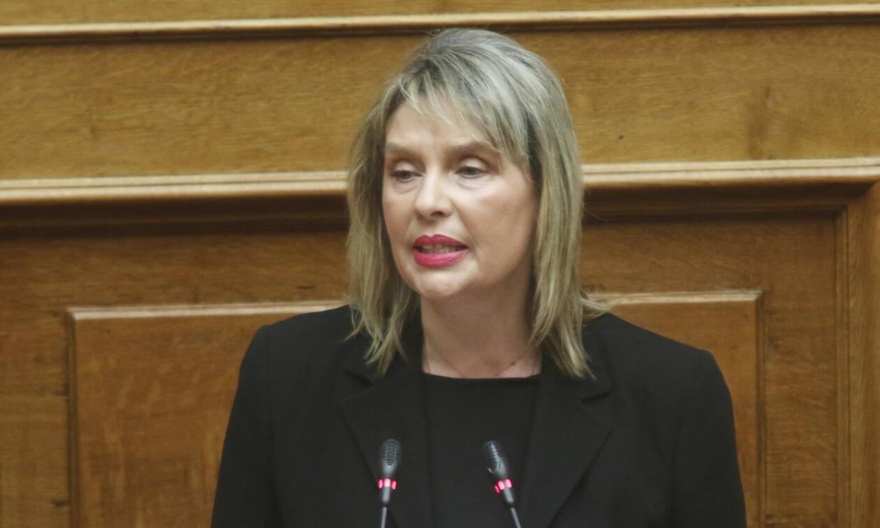 Ευρωεκλογές 2019: Δεν κατεβαίνει με ΣΥΡΙΖΑ η Παπακώστα - Mε ποιους θα συνεργαστεί