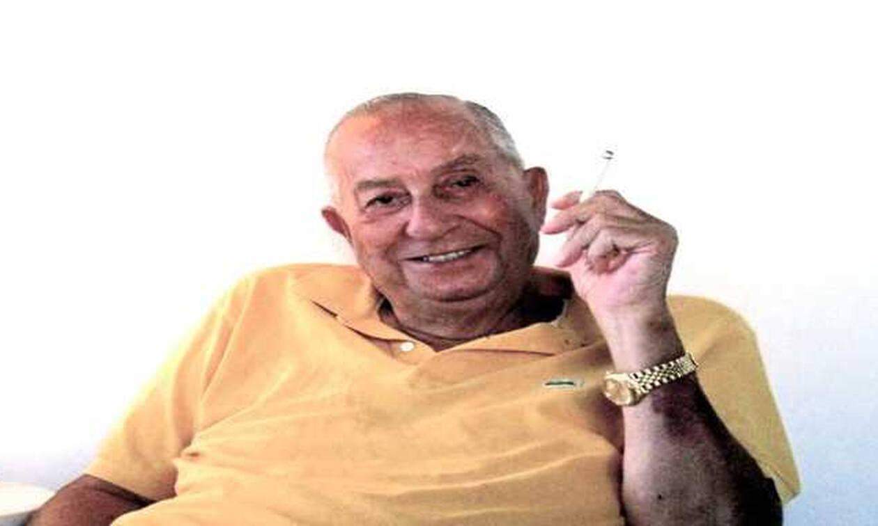 Πέθανε ο «βασιλιάς της ομορφιάς» Γιάννης Πατίστας (vid)