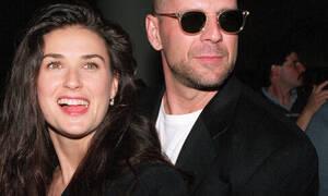 Απίθανο! Ο Bruce Willis ξαναπαντρεύτηκε με την Demi Moore στο πλευρό του!